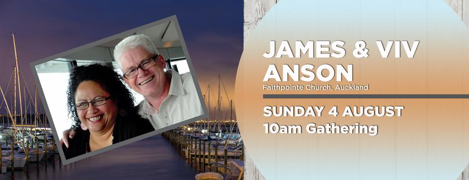 James & Viv Anson - Aug