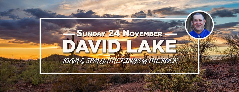 David Lake