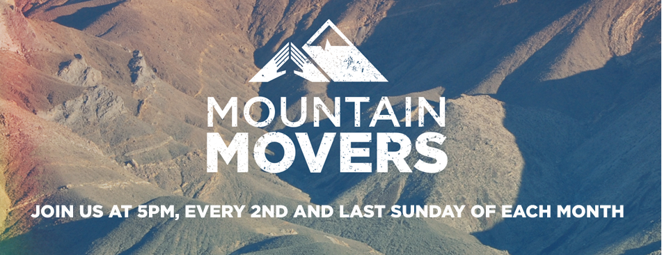 Mountain Movers Prayer Night