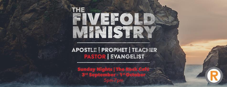 Five Fold Ministry - Pastor