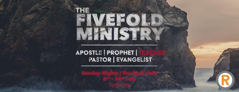 Five Fold Ministry - Teacher