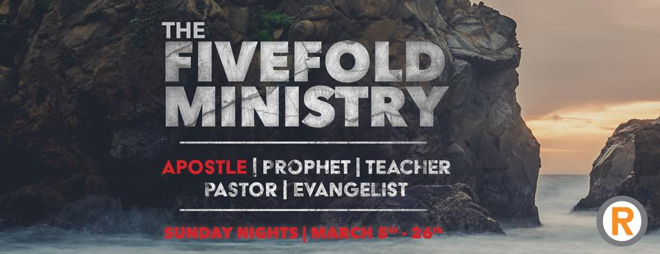 The Five Fold Ministry