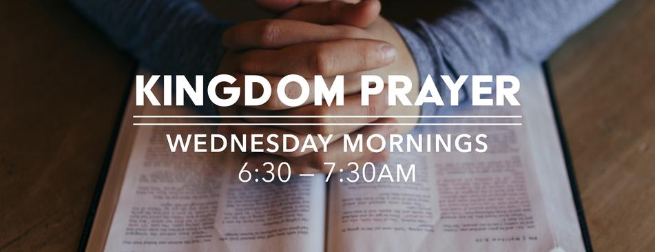 Weekly Kingdom Prayer